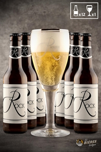 Promotion Mr Rock (12+1 glass)