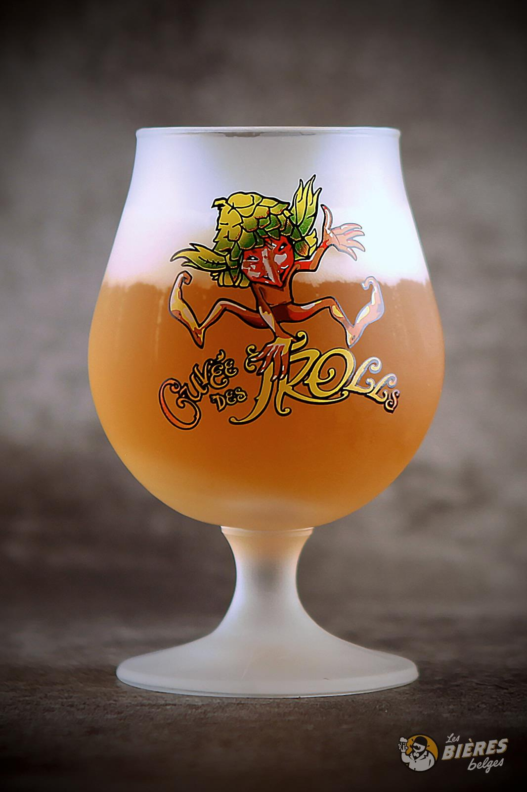 verre a biere troll
