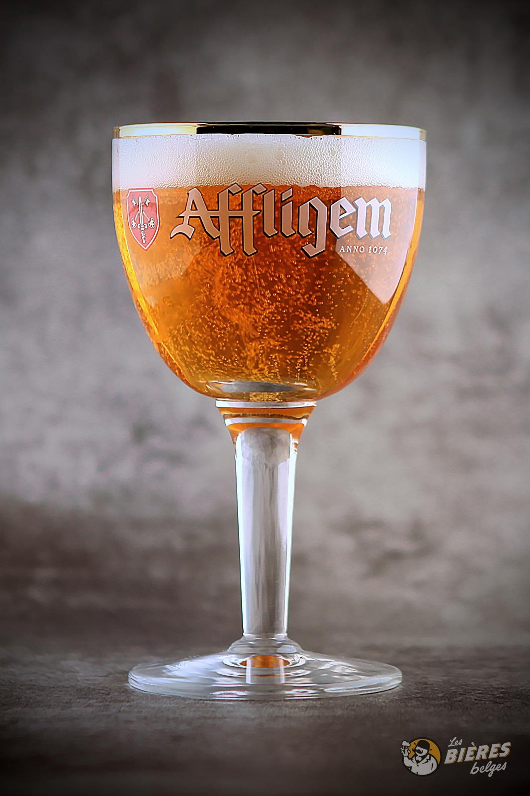 verre a biere affligem 33cl